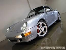 1996 porsche 911 for sale 1996 porsche 993 turbo for sale in polar silver