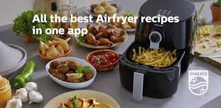 cuisine philips nutriu airfryer recipes tips apps on play
