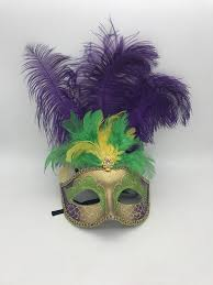 mardi gras mask with feathers mardi gras party dress glitter eye feather masks