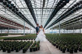 St Albert Botanical Gardens Nibal Intimate Wedding St Albert Enjoy Centre