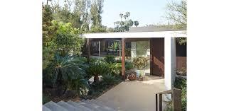 once threatened neutra u0027s kronish house restored to midcentury