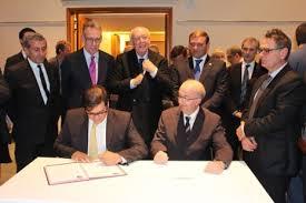 chambre de commerce et d industrie de marseille le maire de marseille en visite en arménie la en arménie