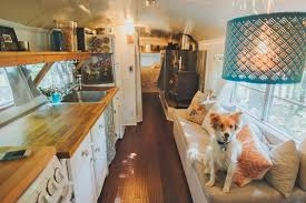 bus conversion turn a used bus into a tiny house