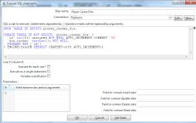 Sql Server Drop Table If Exists by Start Of The Olap Server On The Basis Of Pentaho On Steps U2014 It
