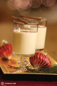 eggnog martini recipe it u0027s kriativ u2014 spiced vanilla egg nog