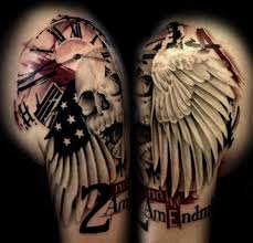 amazing skull tattoos 20 amazing skull tattoos inkspired mag inkspired magazine