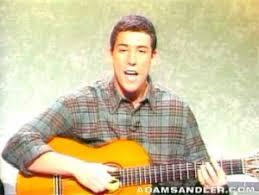 artist adam sandler thanksgiving song