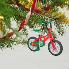 my bicycle ornament keepsake ornaments hallmark