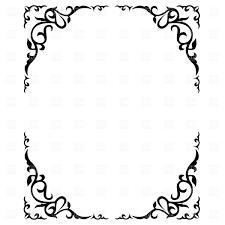 clipart frames and borders wedding u2013 101 clip art