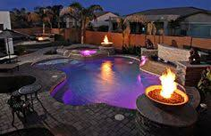 sun shelf with built in water feature custom pools pinterest