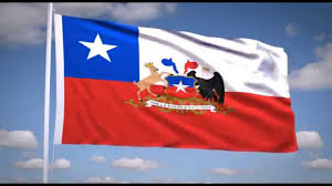 Cile Flag National Anthem Of Chile