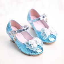wholesale 2016 children princess sandals kids girls wedding shoes