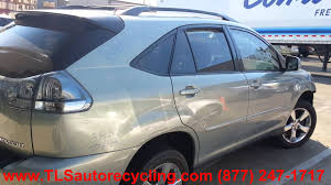 used lexus parts toronto lexus rx330 2005 car for parts youtube