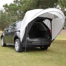Nissan Rogue Tent - napier 61500 gray black color sportz cove