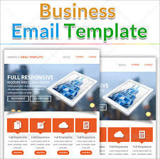 6 sample business emails pdf word