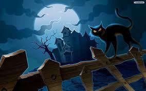 desktop wallpaper halloween youwall dark halloween night wallpaper wallpaper wallpapers