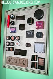 j house tawk magnetic makeup board bathroom pinterest