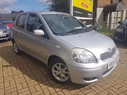 toyata yaris 1 4 d 4d t spirit diesel manual low mileage in