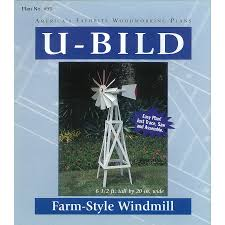 wooden garden windmill plans choice image home fixtures