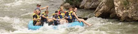 rafting guided river rafting park city ut