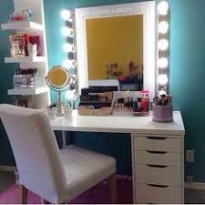 Cute Vanitys My New Ikea Makeup Vanity Diy Style Ikea Drawers Makeup