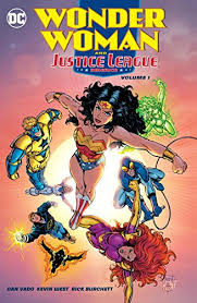 dc comics replace copies woman justice league