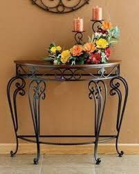 Wrought Iron Console Table Specials Clearance Is Fashion Metal Wrought Iron Console Table
