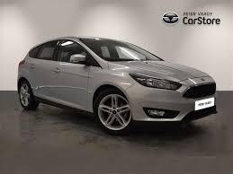 ford focus for sale scotland used 2016 ford focus diesel hatchback 1 5 tdci 120 zetec 5dr for
