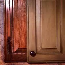 Glazing Kitchen Cabinets Before And After by Rust Oleum Transformations 1 Qt Java Brown Cabinet Decorative