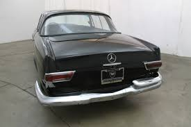 1967 mercedes benz 250se sunroof coupe beverly hills car club