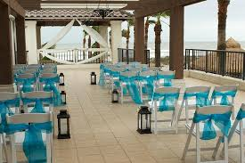 south padre island weddings sailfish patio view wedding ceremony picture of pearl