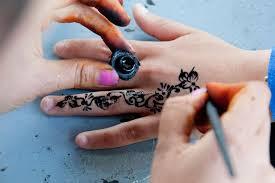 henna tattoo under breast dangers of black henna nhs uk