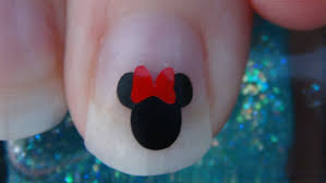 minnie mouse toe nail designs image collections nail art designs