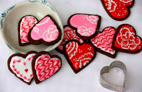 Valentine S Day Sugar Cookies Decorating Ideas by Kitchen Window Valentine Hearts That Are Meant To Be Broken Npr