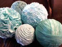 light blue decorative balls blue decorative balls items similar to turquoise serenity rative