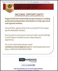 Organo Gold Business Cards Barbados Wants To Know About The Organo Gold Legal Fight