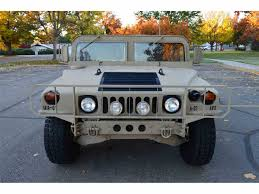 military hummer h1 1985 hummer h1 for sale classiccars com cc 1039741