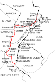 layout consultores zarate national route 12 argentina wikipedia