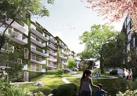 Designing A New Home Schmidt Hammer Lassen Architects Wins Competition To Design A