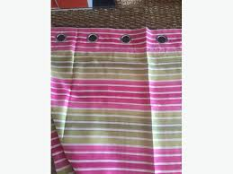 Pink Striped Curtains Next Mauve Stripe Curtains Glif Org