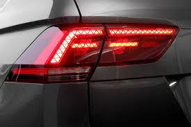vw led tail lights kit of led rear lights for vw tiguan ad1