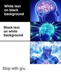 Meme Generator Black Background - meme generator white background 100 images if you don t want a
