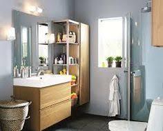 LILLÅNGEN White Washbasin Cabinet With Two Doors And RÖRSKÄR - Ikea bathroom design