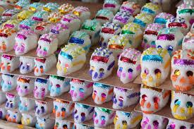 dia de los muertos sugar skulls file calaveras sugar skulls dia de los muertos tijuana 5422