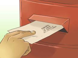Change Of Business Address Letter Template by 3 Easy Ways To Address An Envelope In Care Of Someone Else