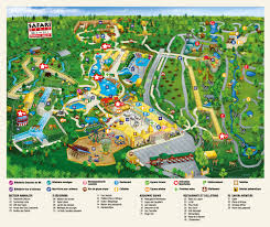 safari zone map parc safari map zoo parc safari
