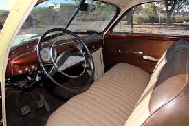 interior 1951 ford custom deluxe station wagon 1ba 79