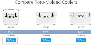 Coupon Code Faucet Direct 50 Off Rtic Coolers Black Friday Promo Codes U0026 Coupons For 2017