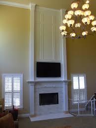 tall fireplace home decorating interior design bath u0026 kitchen