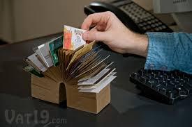 Desk Card Holders For Business Cards Superb Cardboard Business Card Holder Fr1q4 U2013 Dayanayfreddy